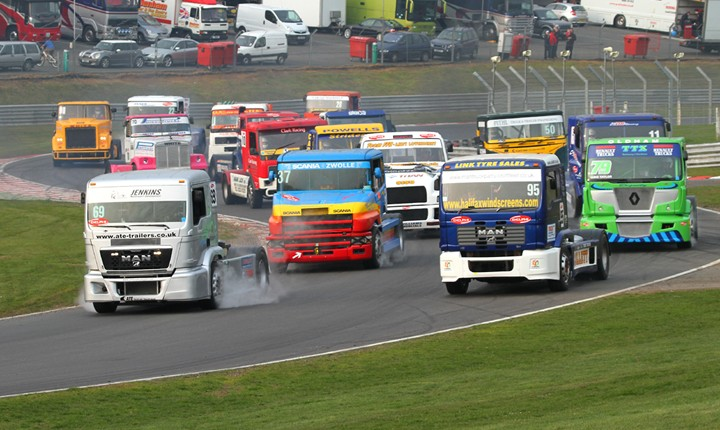 Brands Hatch Truck Racing >> Tickets For Trucks At Brands Hatch Now On Sale