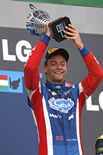 SMALL_Jolyon Scored A Maiden Feature Race Win At Hungary In 2013