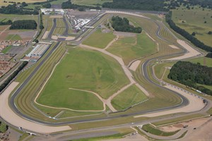 Image 2 - Aerial Photo Of Donington Park
